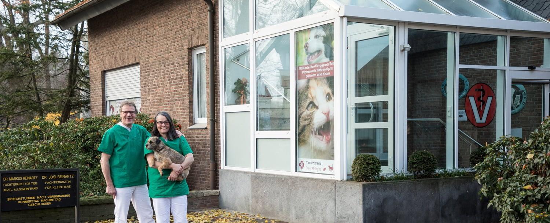 Tierarzt Reinartz Juelich Tierarztpraxis Dres Reinartz